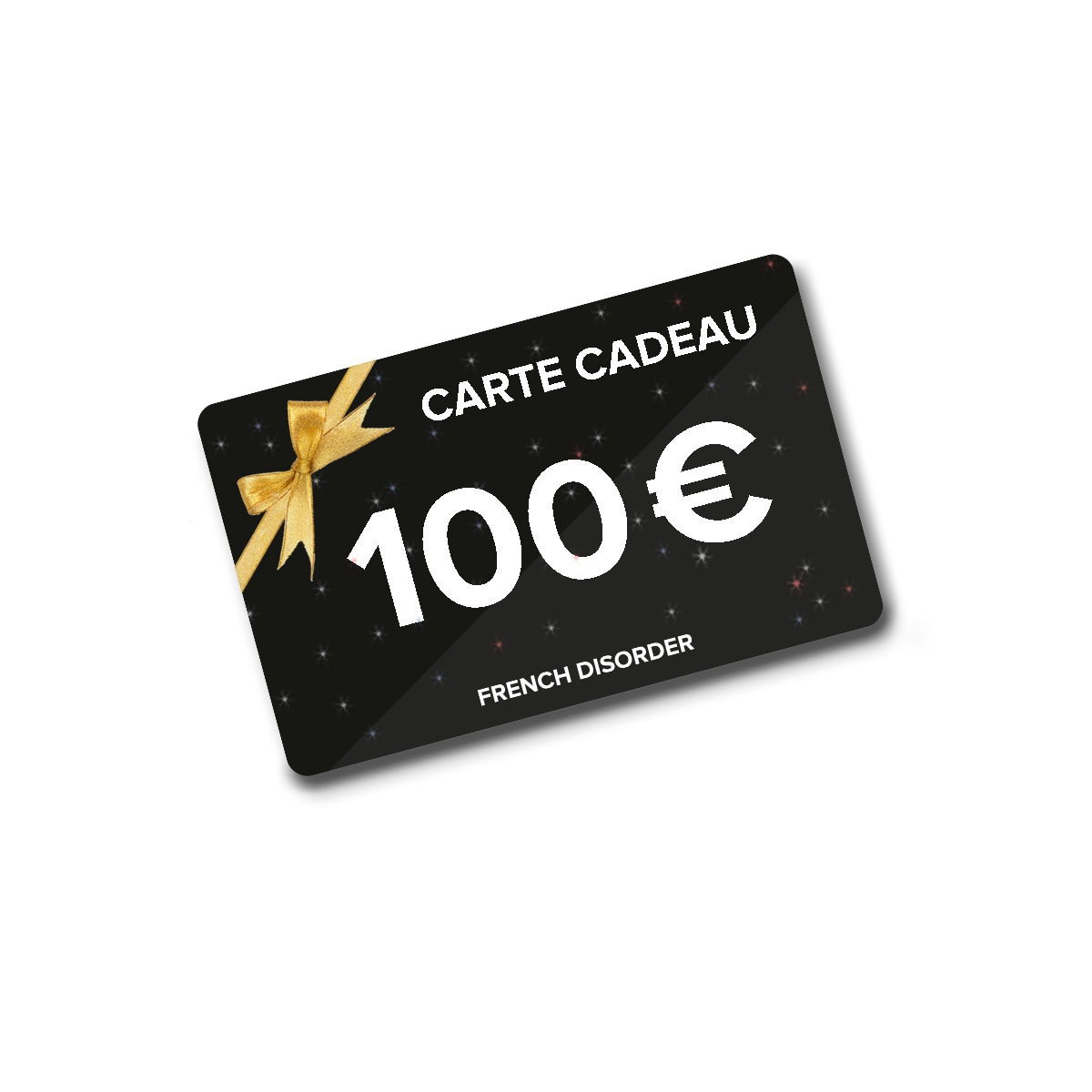 e-Carte cadeau 100€ French Disorder