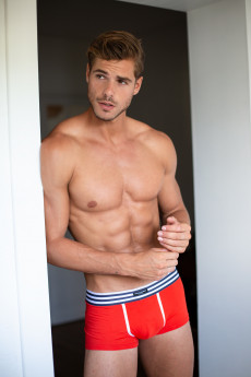 Photo de maillots-sous-vêtements-homme Boxer YVES chez French Disorder