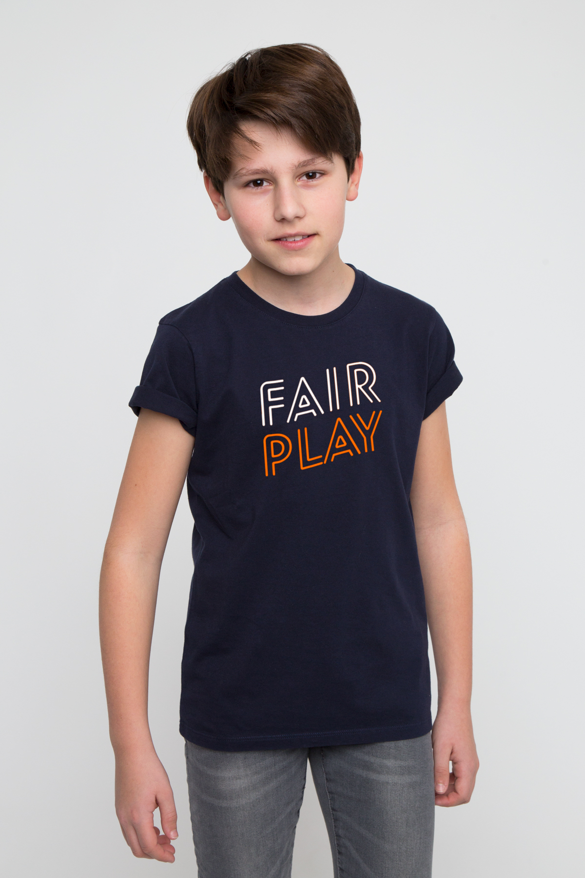 Photo de Tshirt kids Tshirt kids FAIR PLAY chez French Disorder