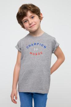 Tshirt CHAMPION French Disorder
