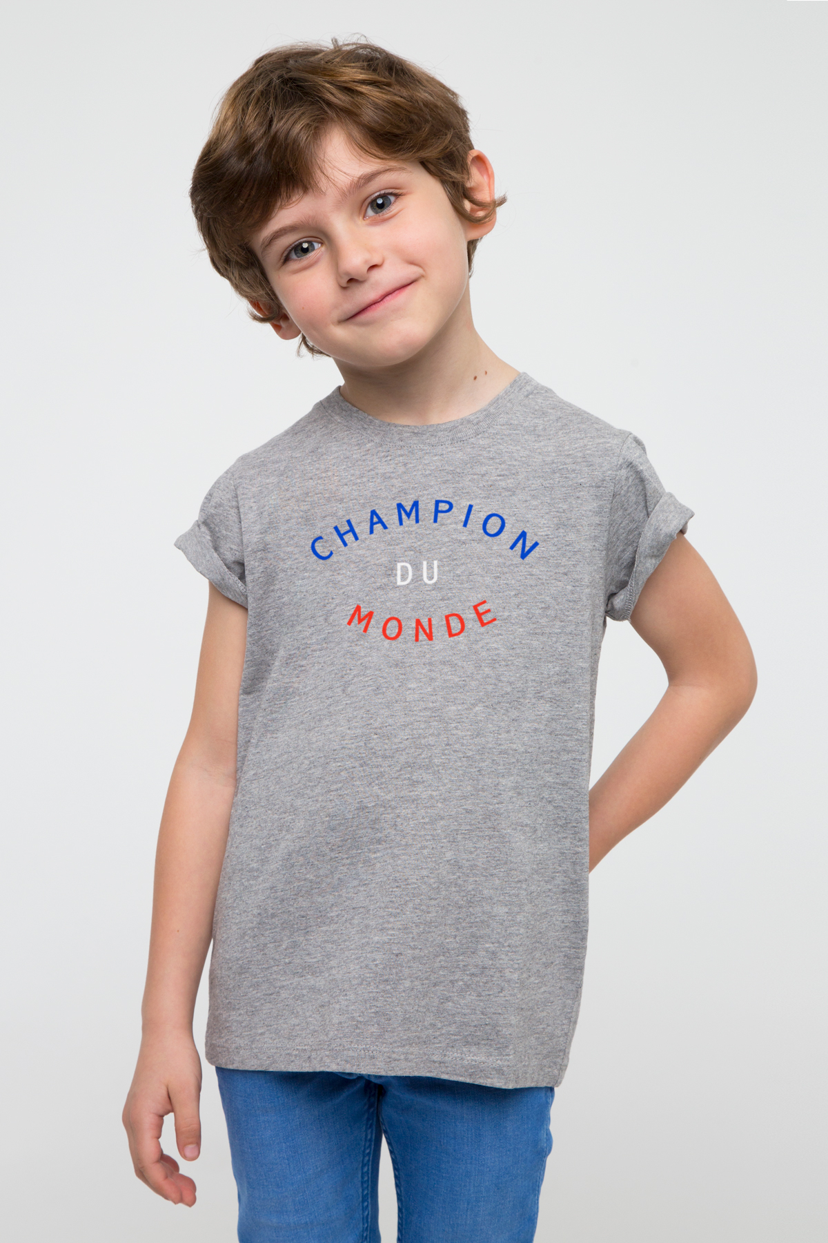 Photo de Tshirt kids Tshirt CHAMPION chez French Disorder