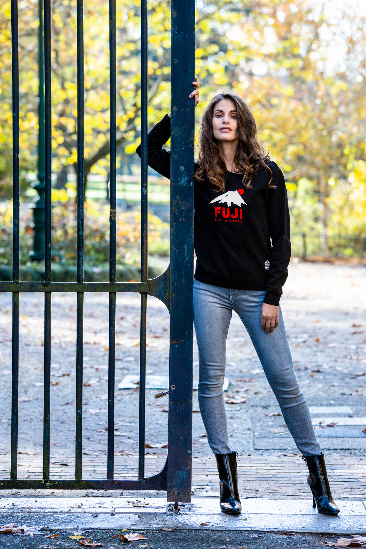 Photo de Sweat femme Sweat femme FUJI chez French Disorder
