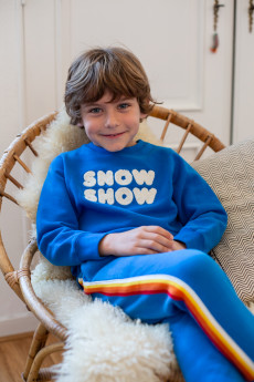 Sweat Kids SNOW SHOW (broderie)
