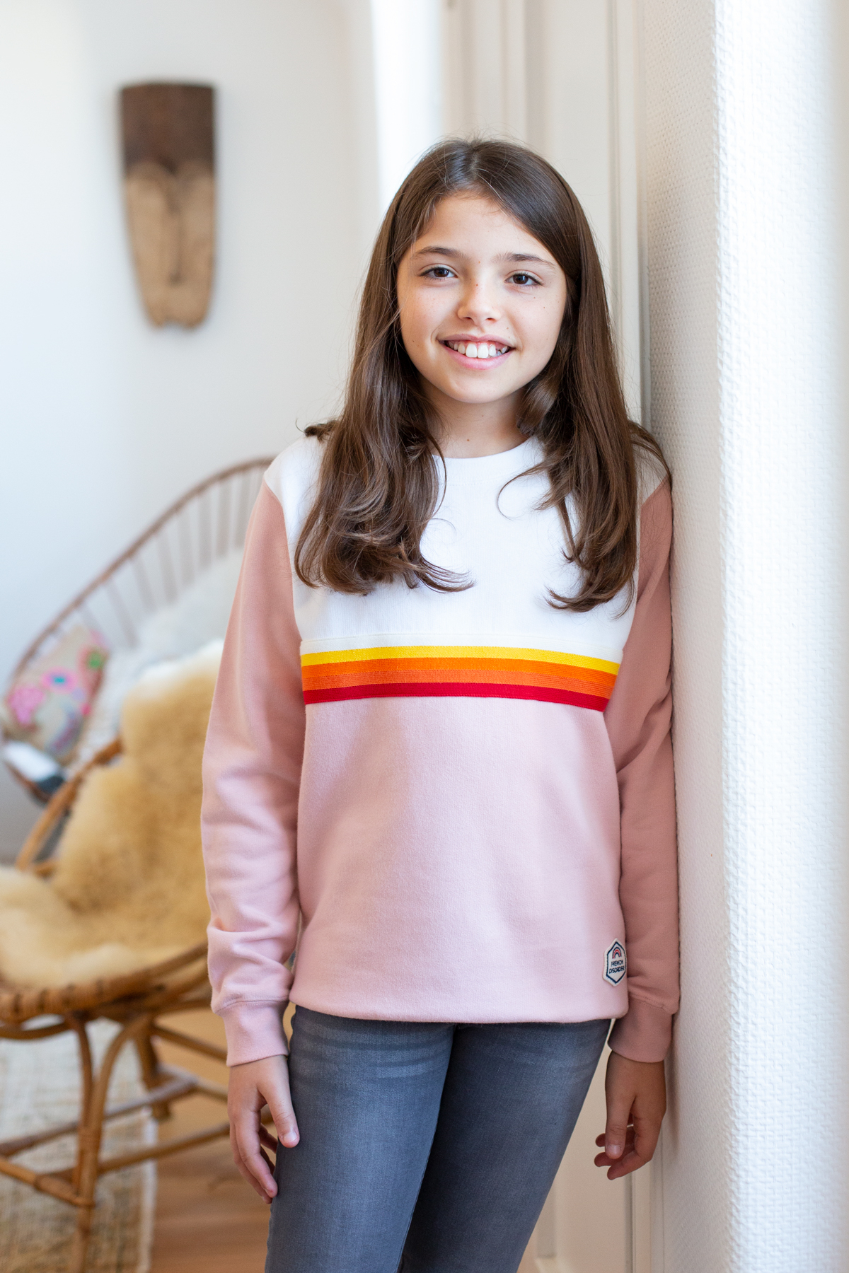 Photo de Sweat kids Sweat MINI SUNSET chez French Disorder