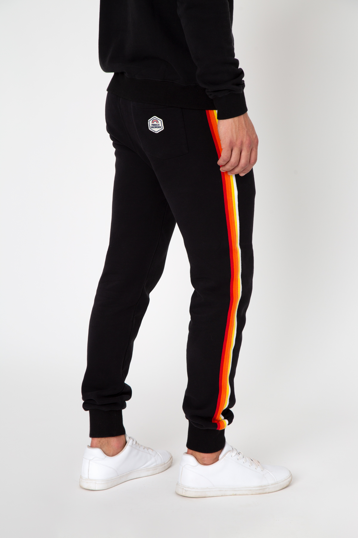 Photo de Pantalon & Jogger homme Jogger HARLEM STRIPES chez French Disorder