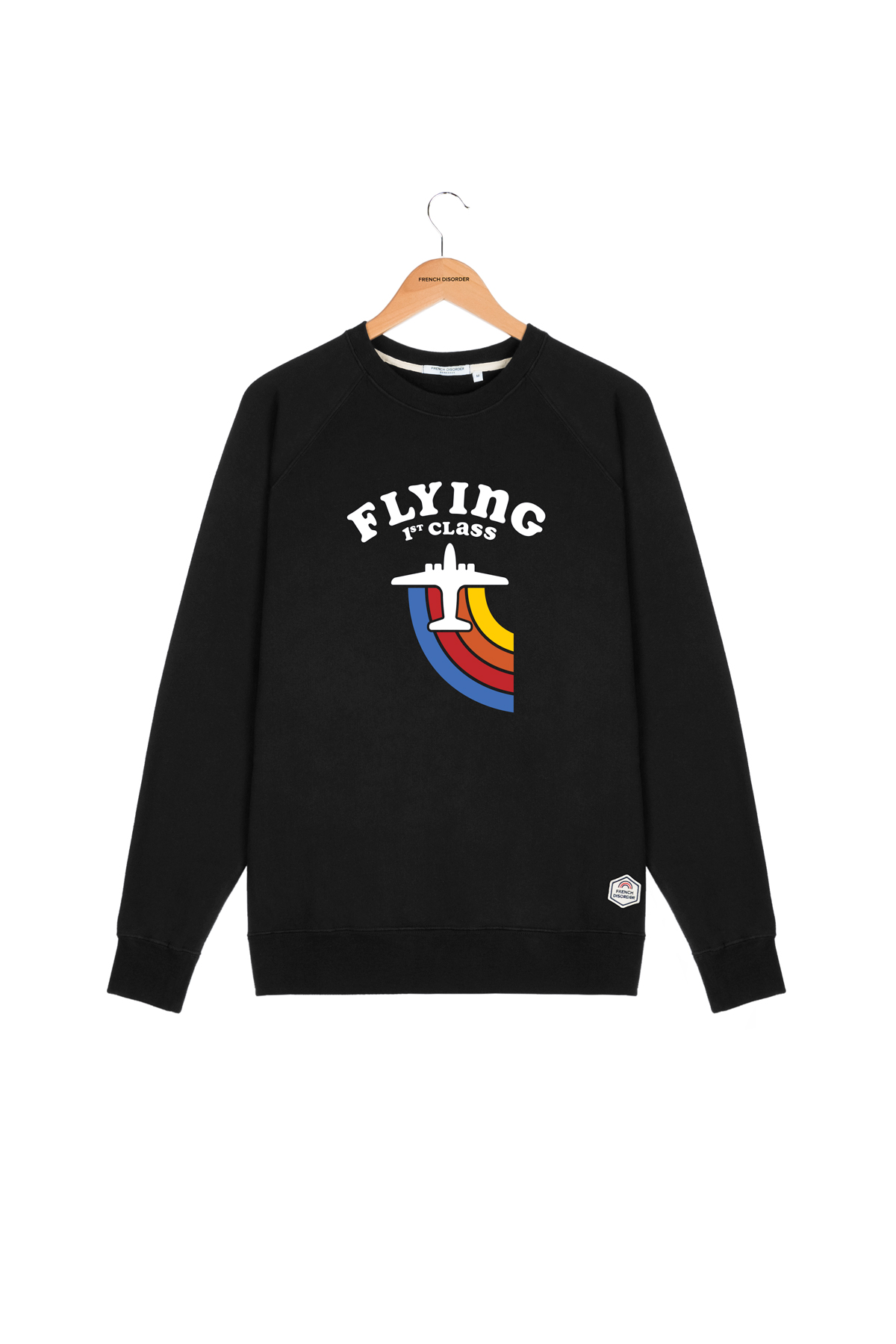 Sweat FLYING FIRST CLASS French Disorder