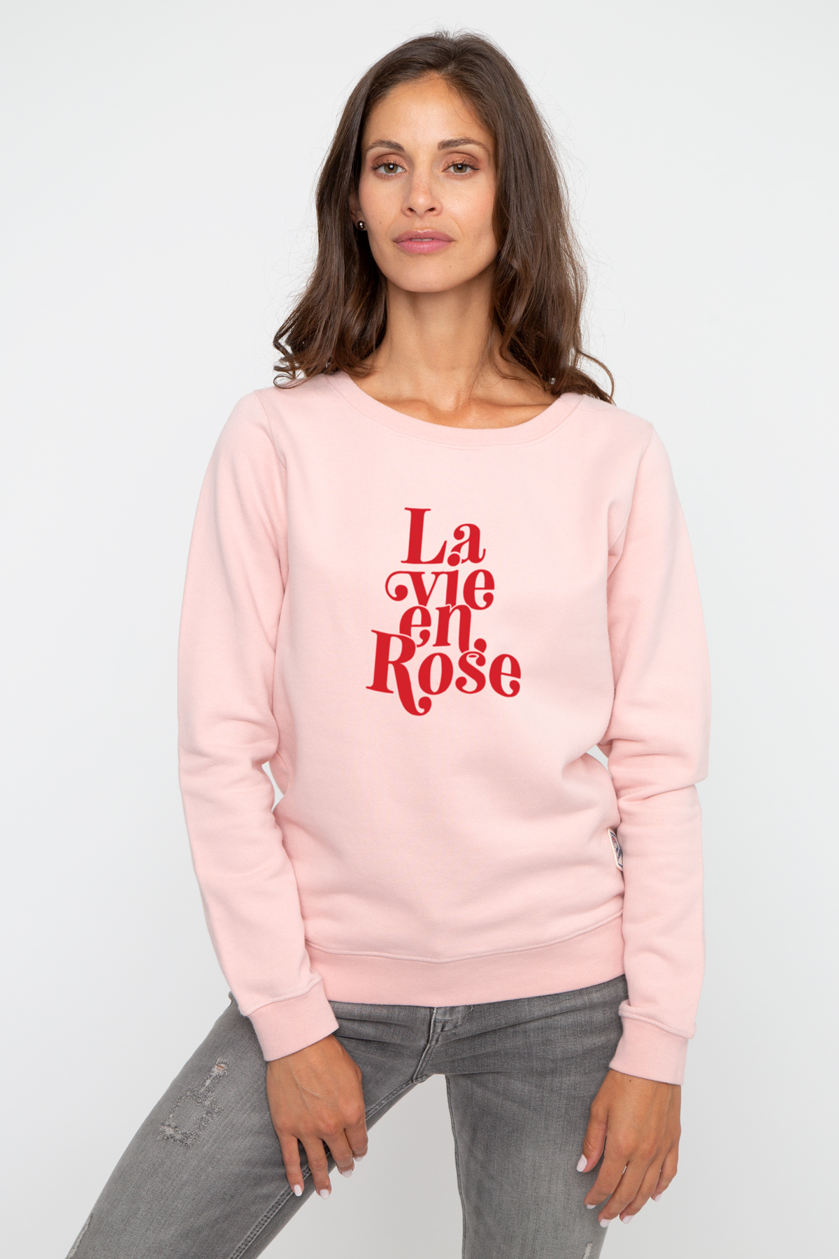 Sweat LA VIE EN ROSE French Disorder