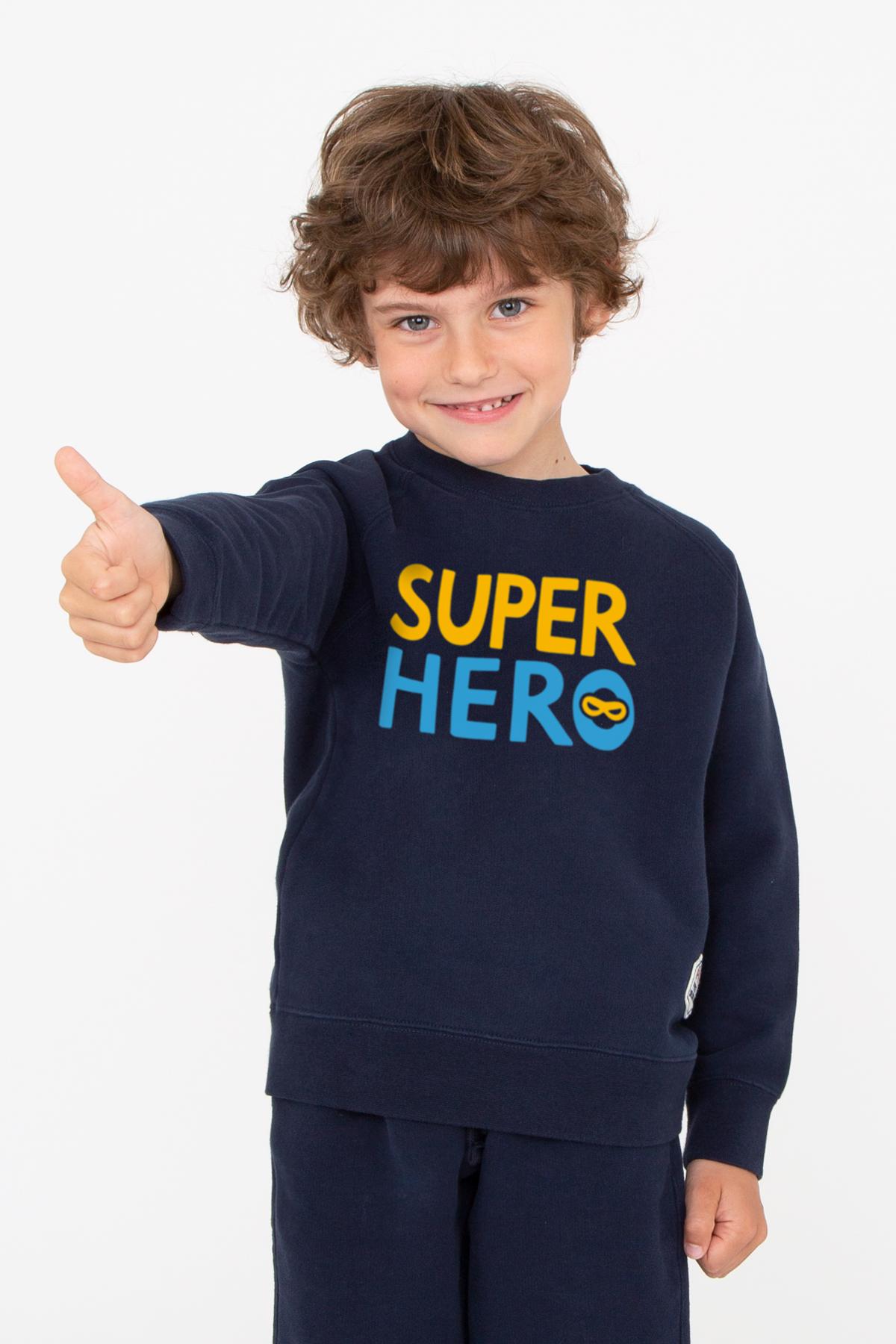 Sweat SUPER HERO French Disorder