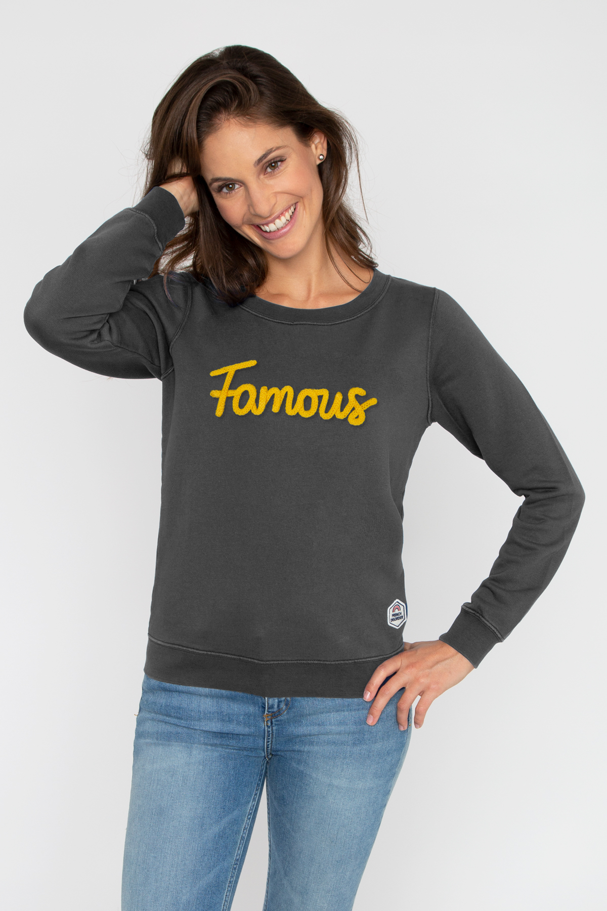 Sweat FAMOUS (tricotin) French Disorder