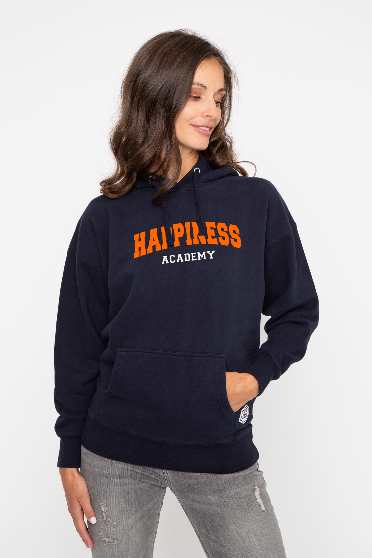 Hoodie HAPPINESS ACADEMY