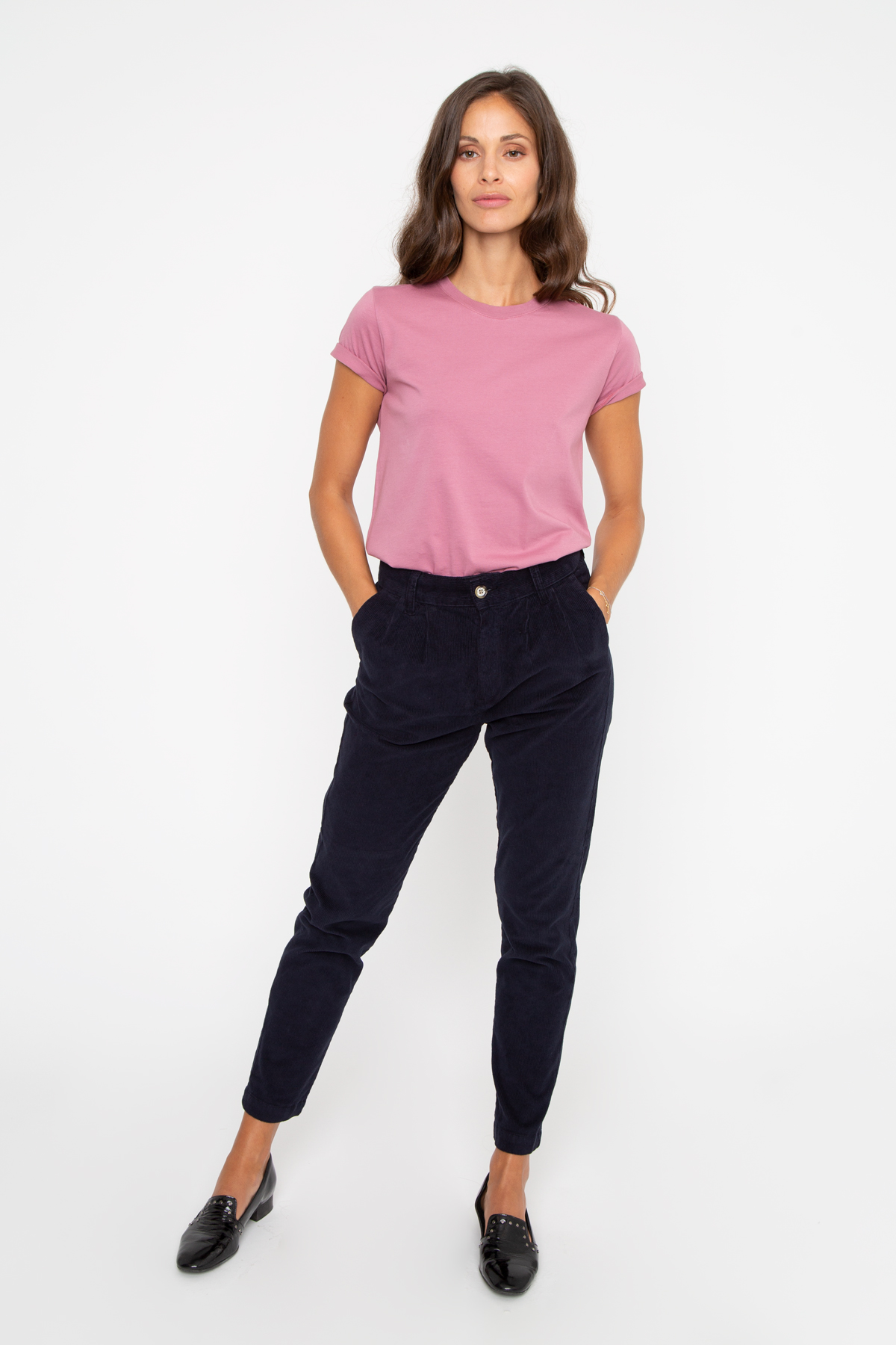 Photo de Pantalon & jogger femme Pantalon ADELE chez French Disorder