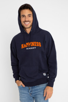 Photo de SWEAT À CAPUCHE Hoodie HAPPINESS ACADEMY chez French Disorder