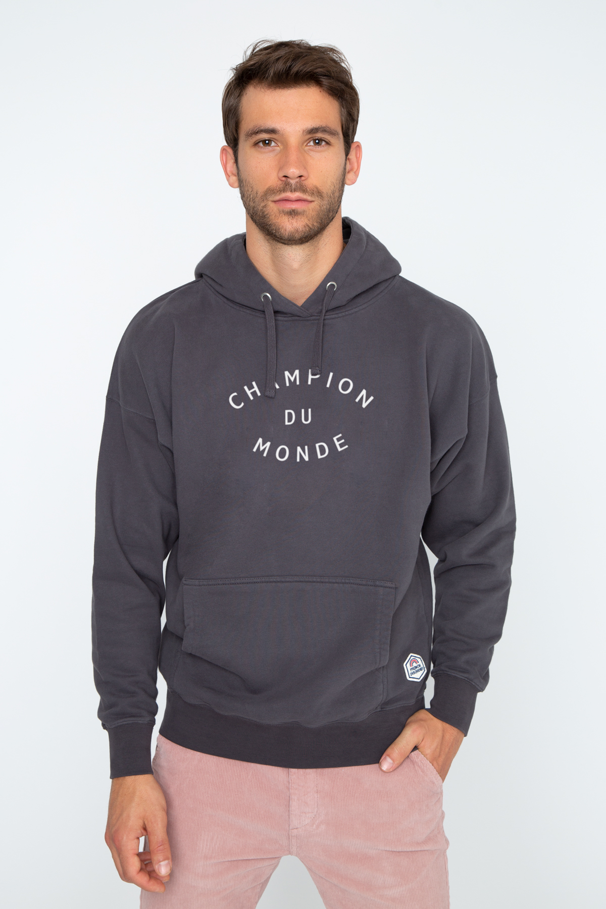 Hoodie CHAMPION French Disorder