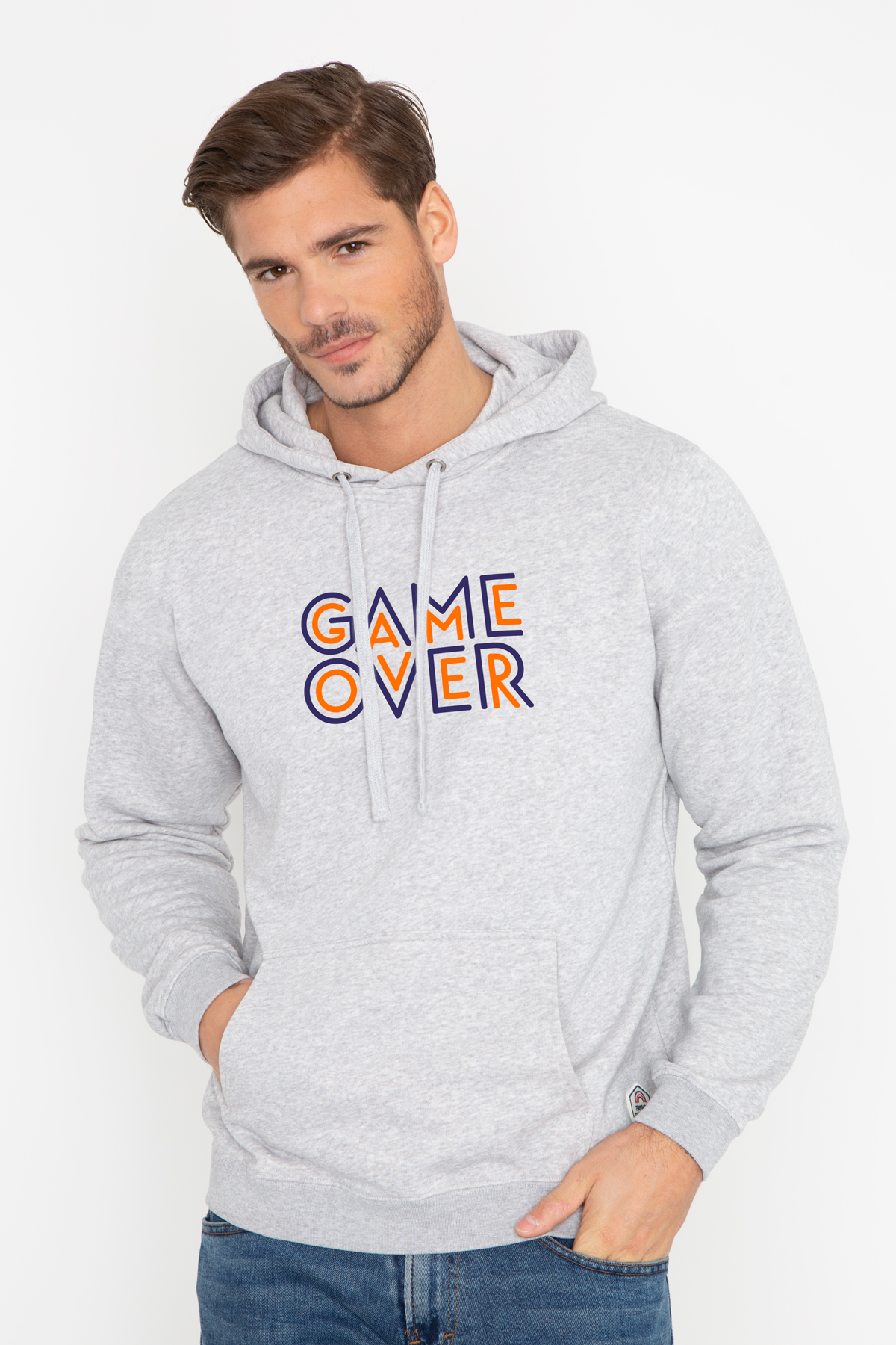 Hoodie GAME OVER French Disorder