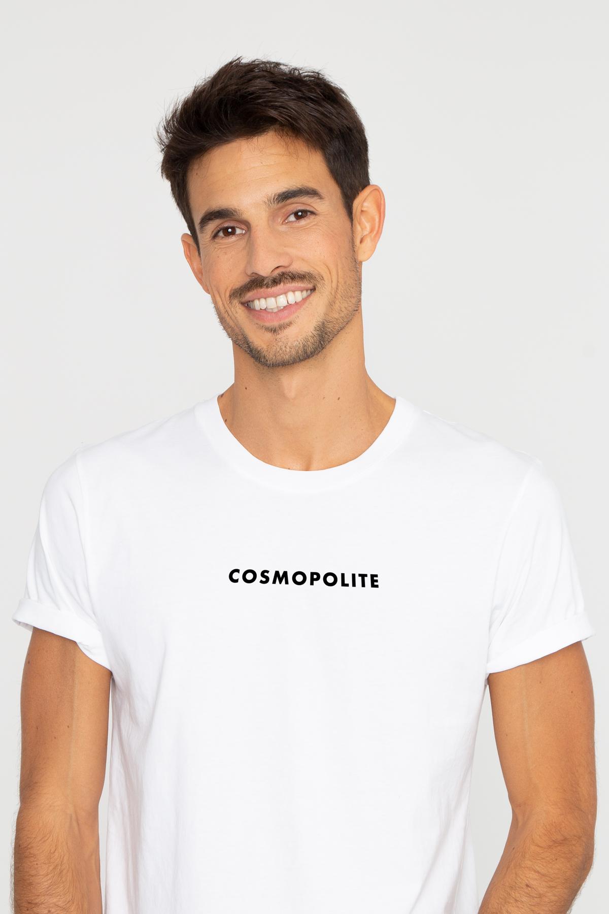 T-shirt COSMOPOLITE French Disorder
