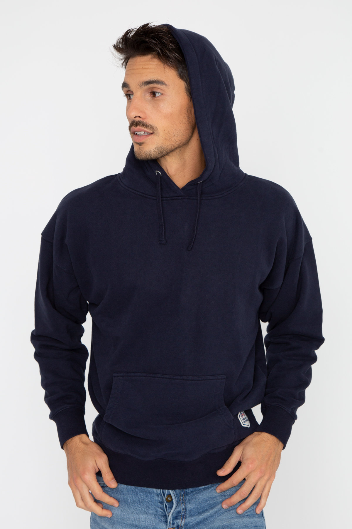 Photo de SWEAT À CAPUCHE Hoodie NUDE chez French Disorder