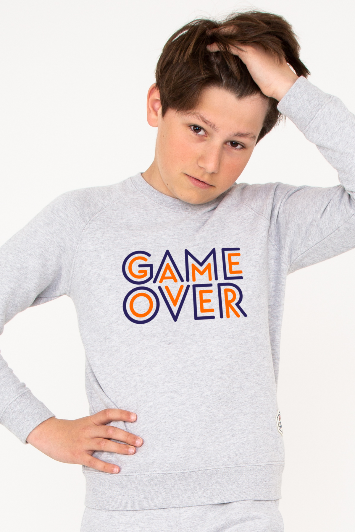 Sweat GAME OVER French Disorder