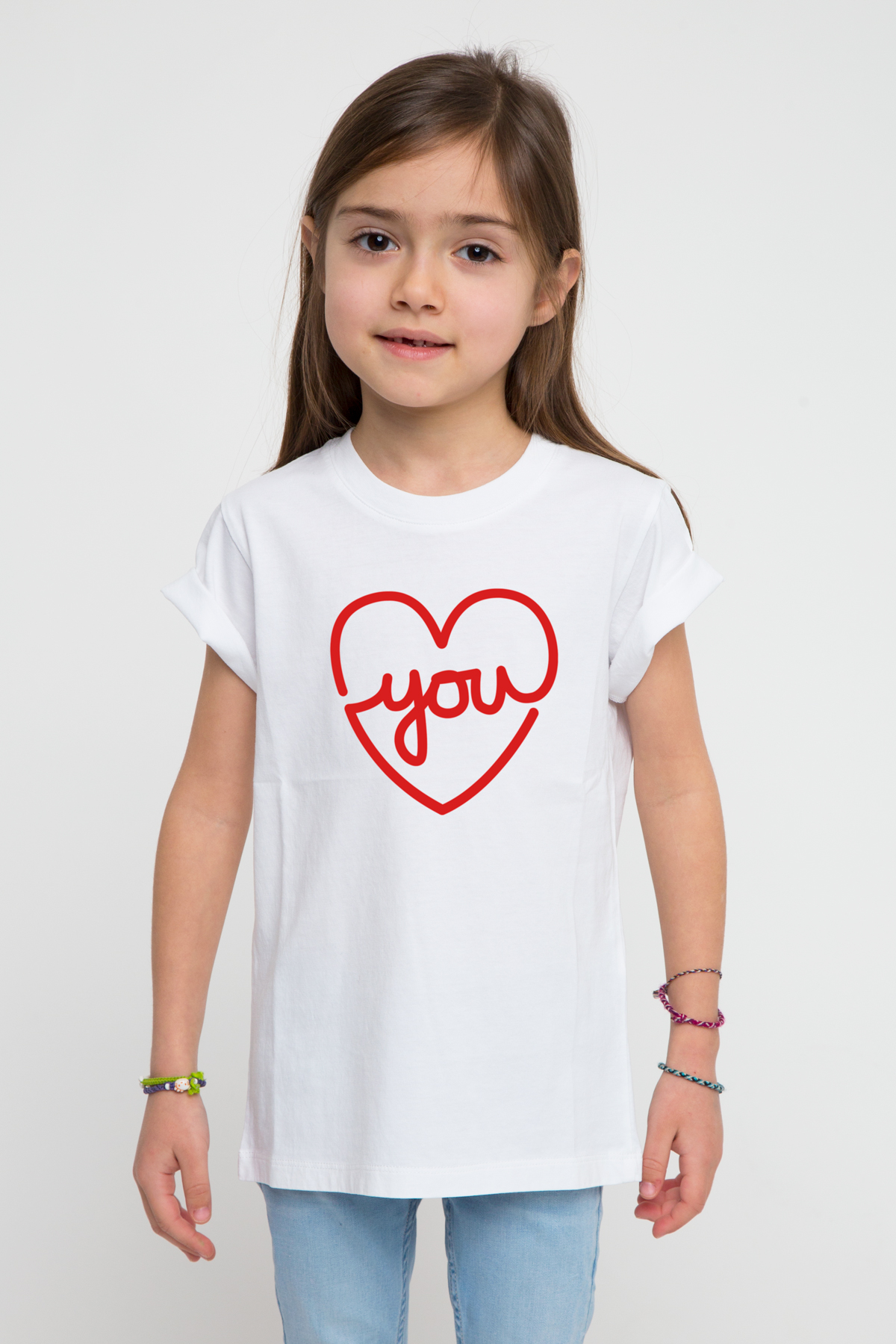 Tshirt LOVE YOU French Disorder