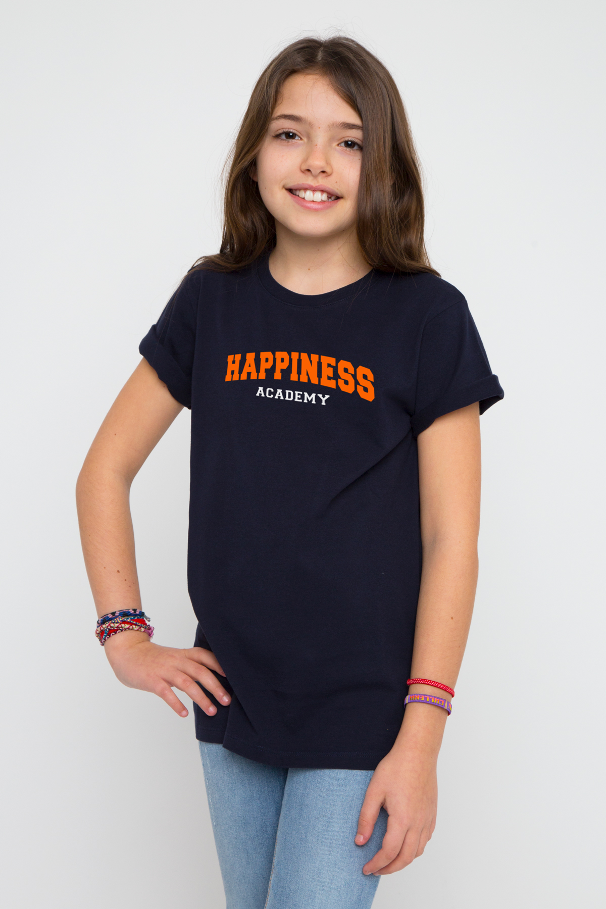 Tshirt HAPPINESS ACADEMY