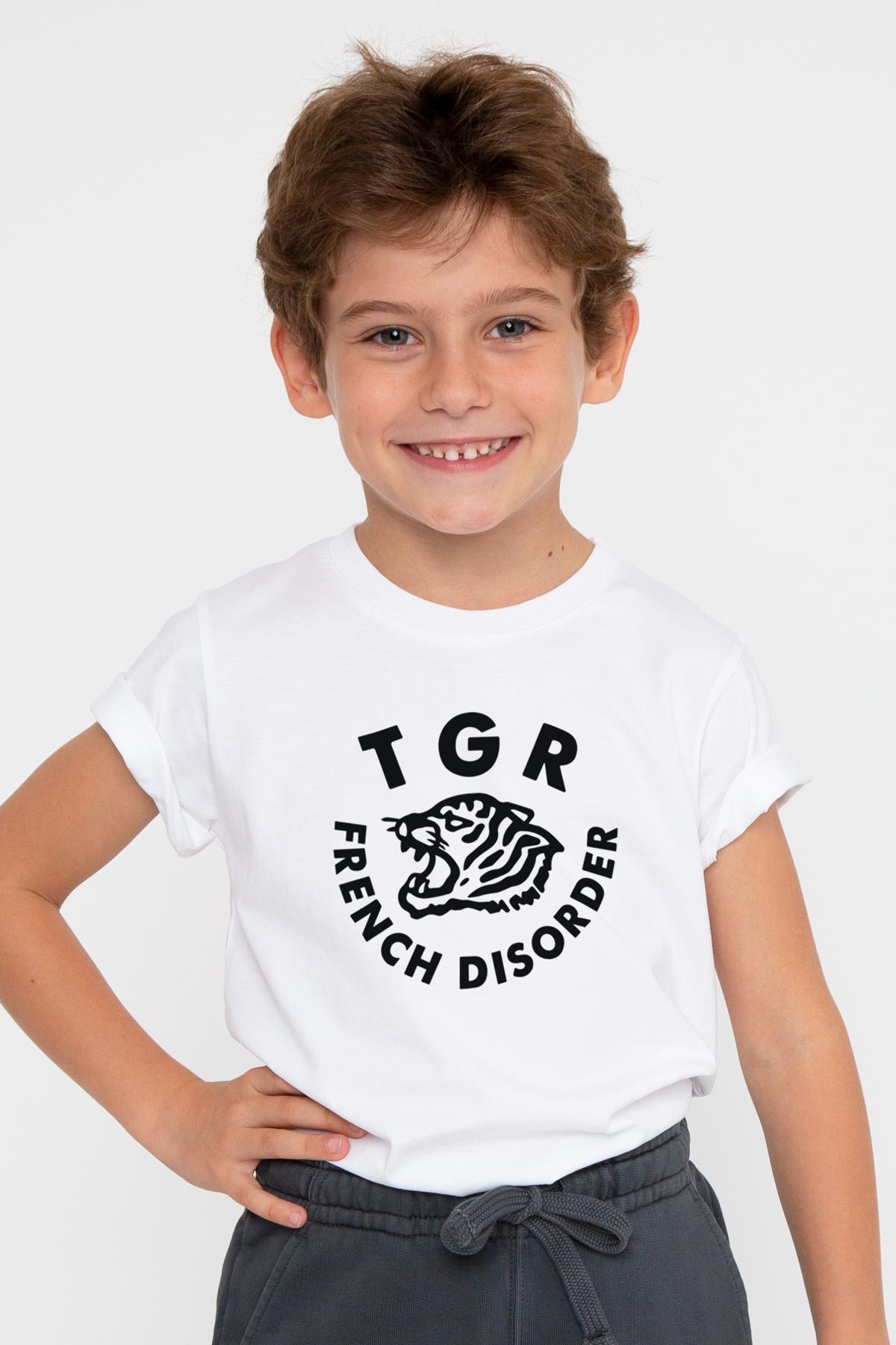 Tshirt TIGER French Disorder