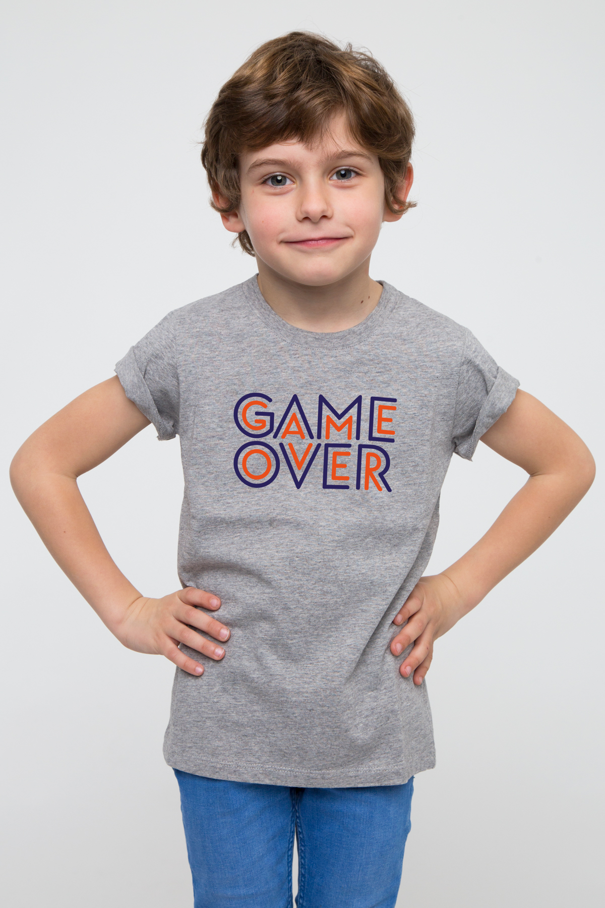 Tshirt GAME OVER French Disorder