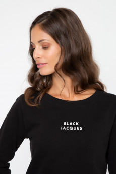 Sweat BLACK JACQUES