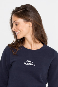 Sweat PULL MARINE