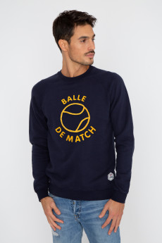 Sweat BALLE DE MATCH (tricotin) French Disorder