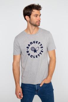 T-shirt RAQUETTE RACLETTE