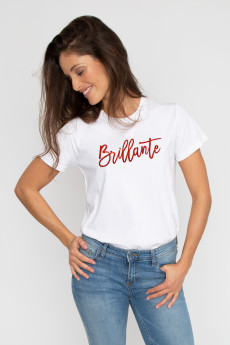 Photo de SAGE T-shirt BRILLANTE chez French Disorder