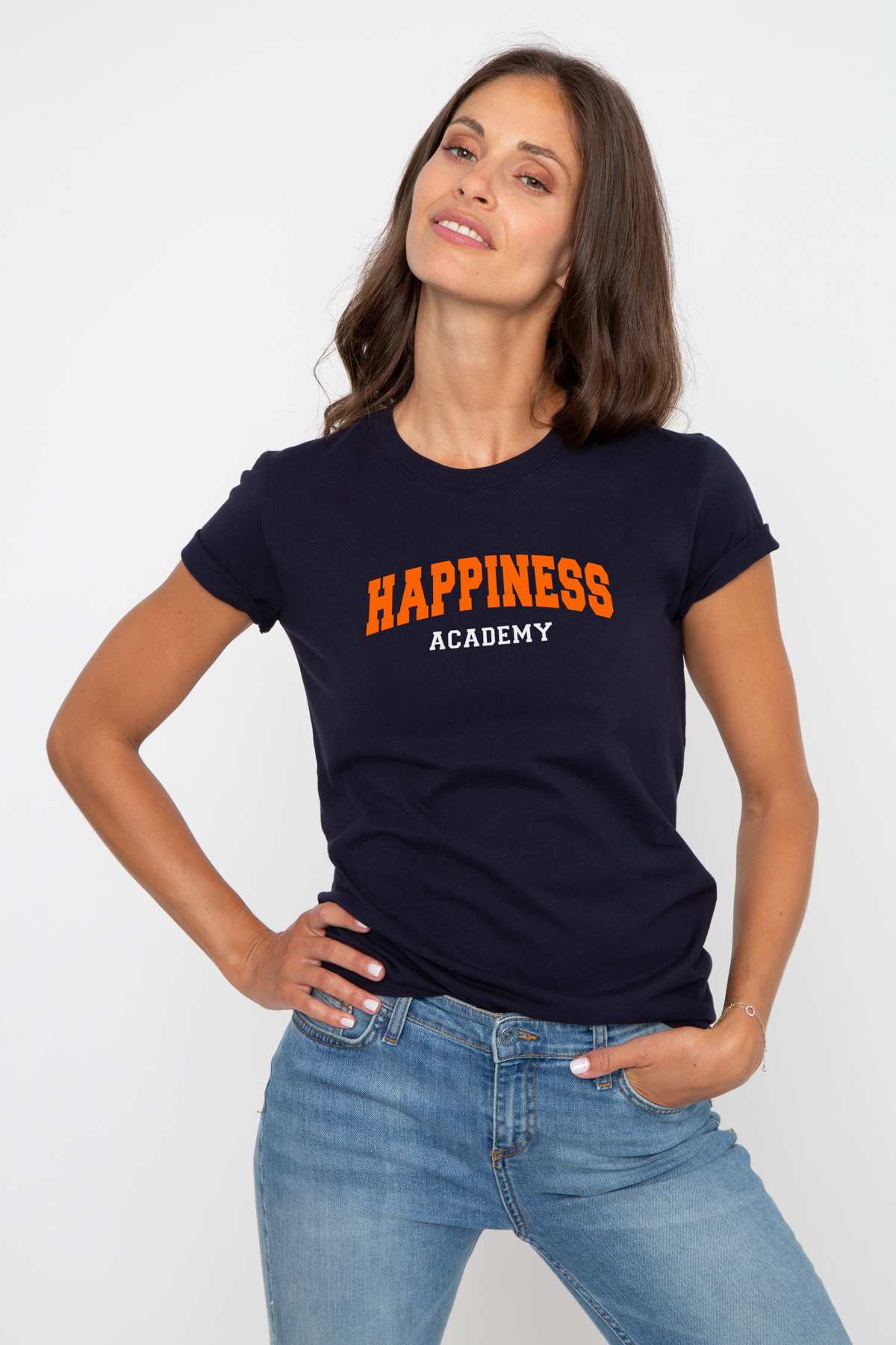 T-shirt HAPPINESS ACADEMY
