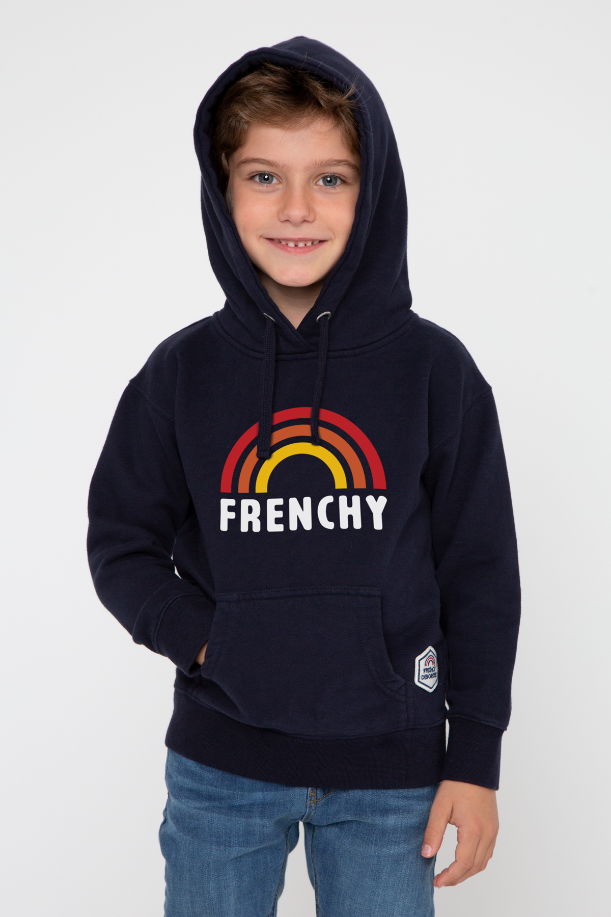 Photo de SWEAT À CAPUCHE Hoodie FRENCHY chez French Disorder