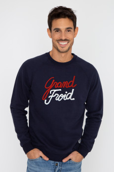 Sweat GRAND FROID (tricotin)
