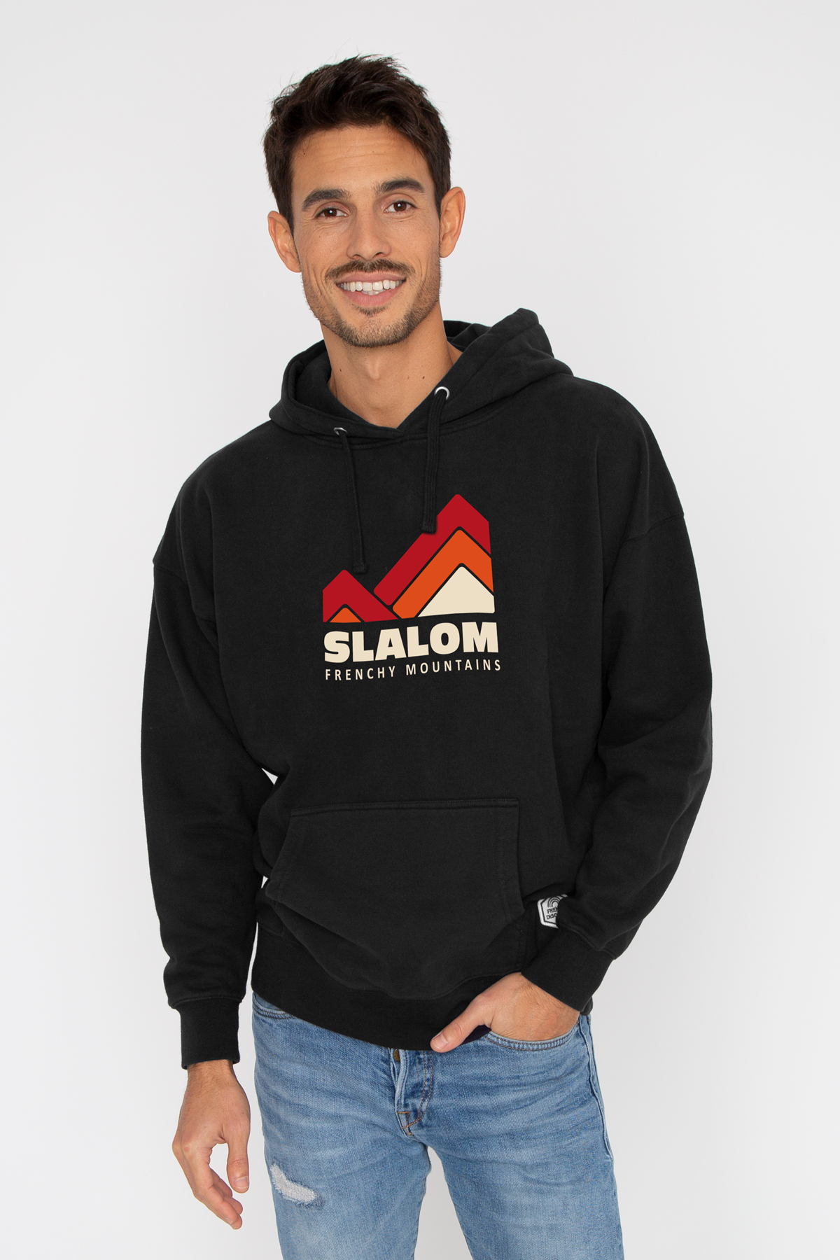 Photo de SWEAT À CAPUCHE Hoodie SLALOM chez French Disorder