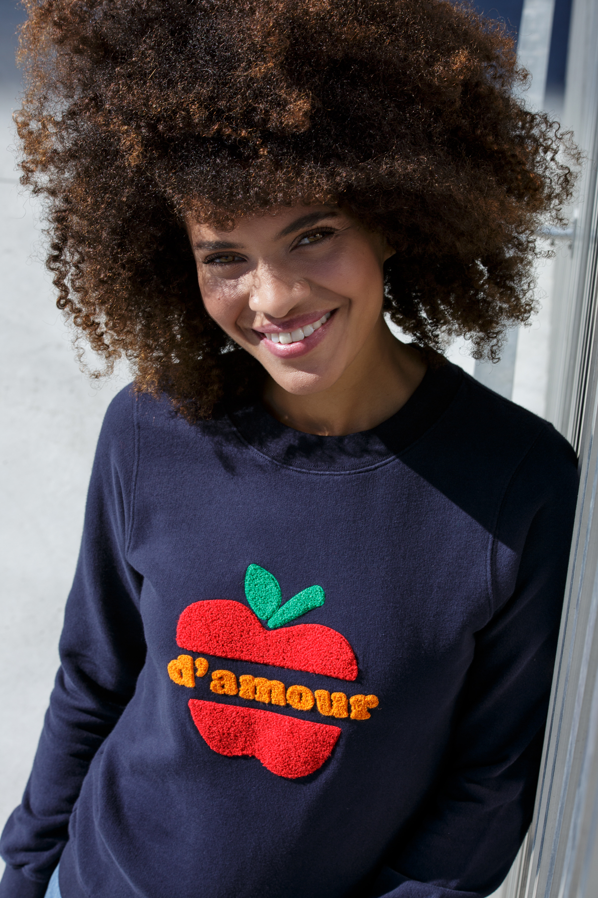 Sweat POMME D'AMOUR French Disorder