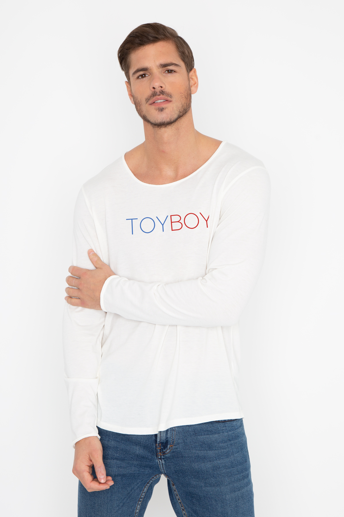 Photo de Soldes homme Tshirt Percy TOY BOY chez French Disorder