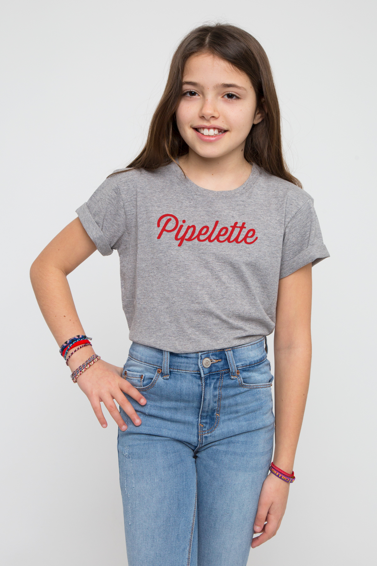 Tshirt PIPELETTE French Disorder