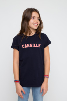 Tshirt  CANAILLE