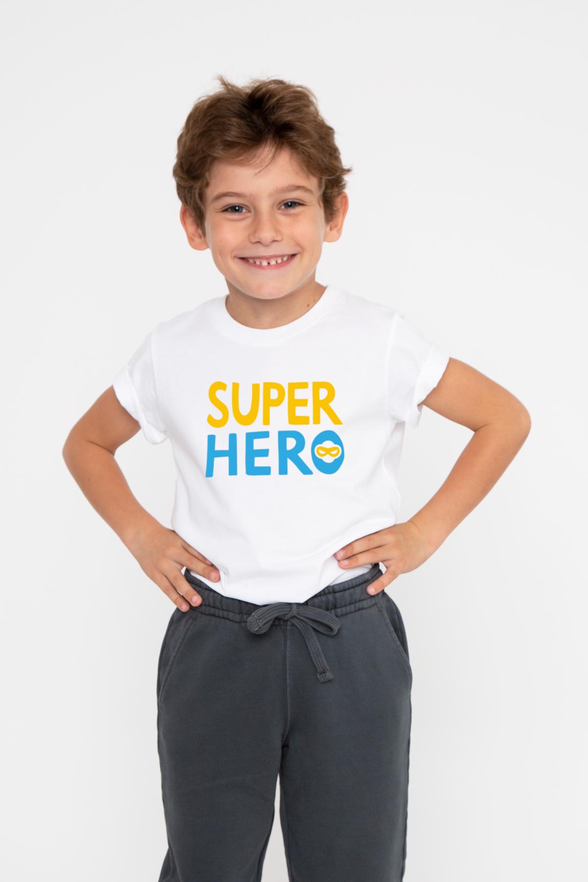 Tshirt SUPER HERO