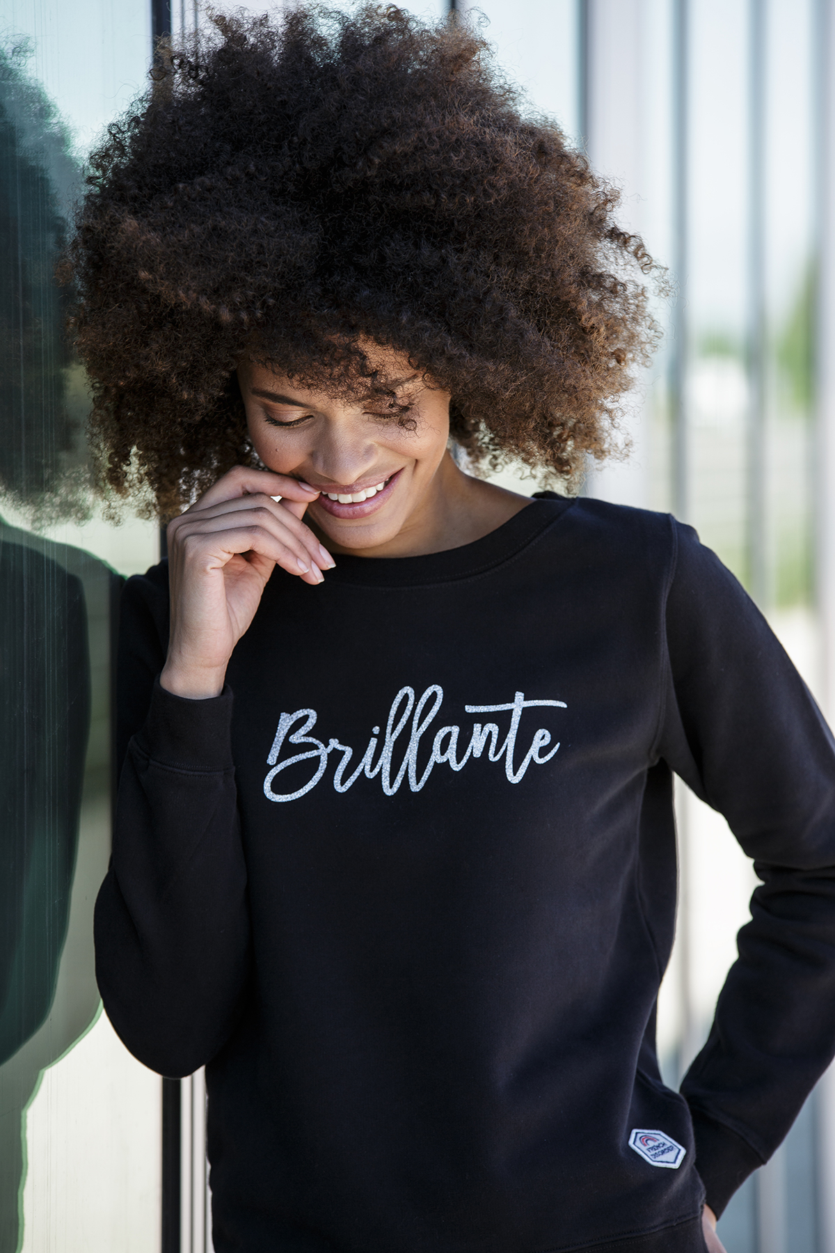 Sweat BRILLANTE French Disorder