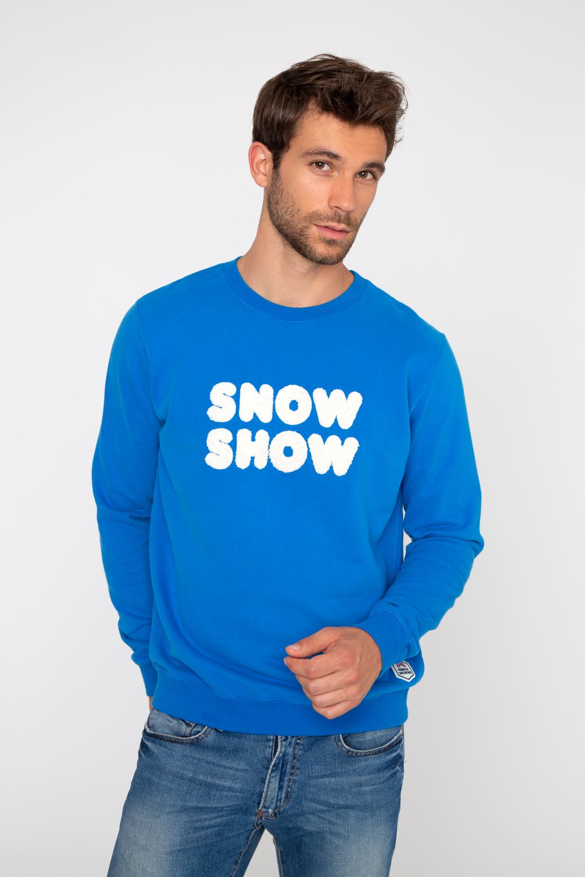 Photo de Soldes homme Sweat SNOW SHOW chez French Disorder