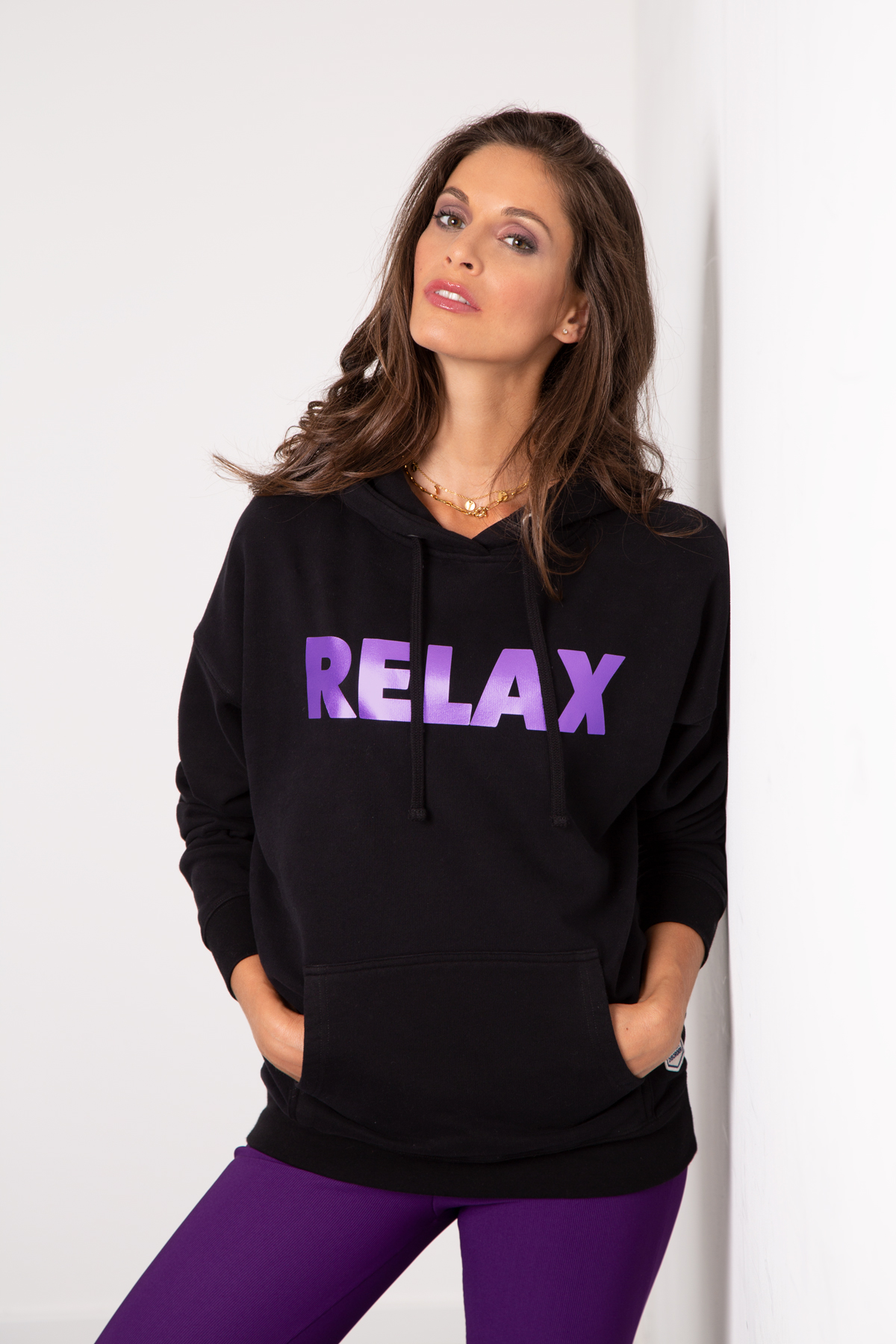 Photo de SWEAT À CAPUCHE Hoodie RELAX chez French Disorder