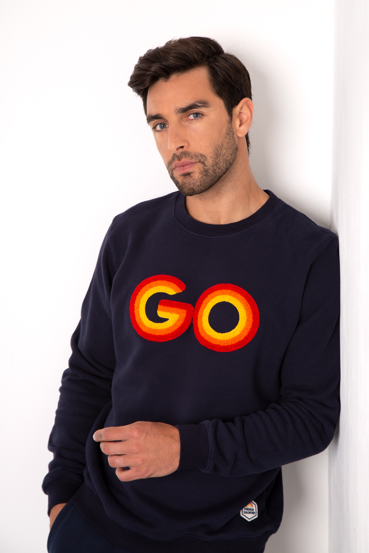 Photo de SWEATS Sweat GO broderie chez French Disorder