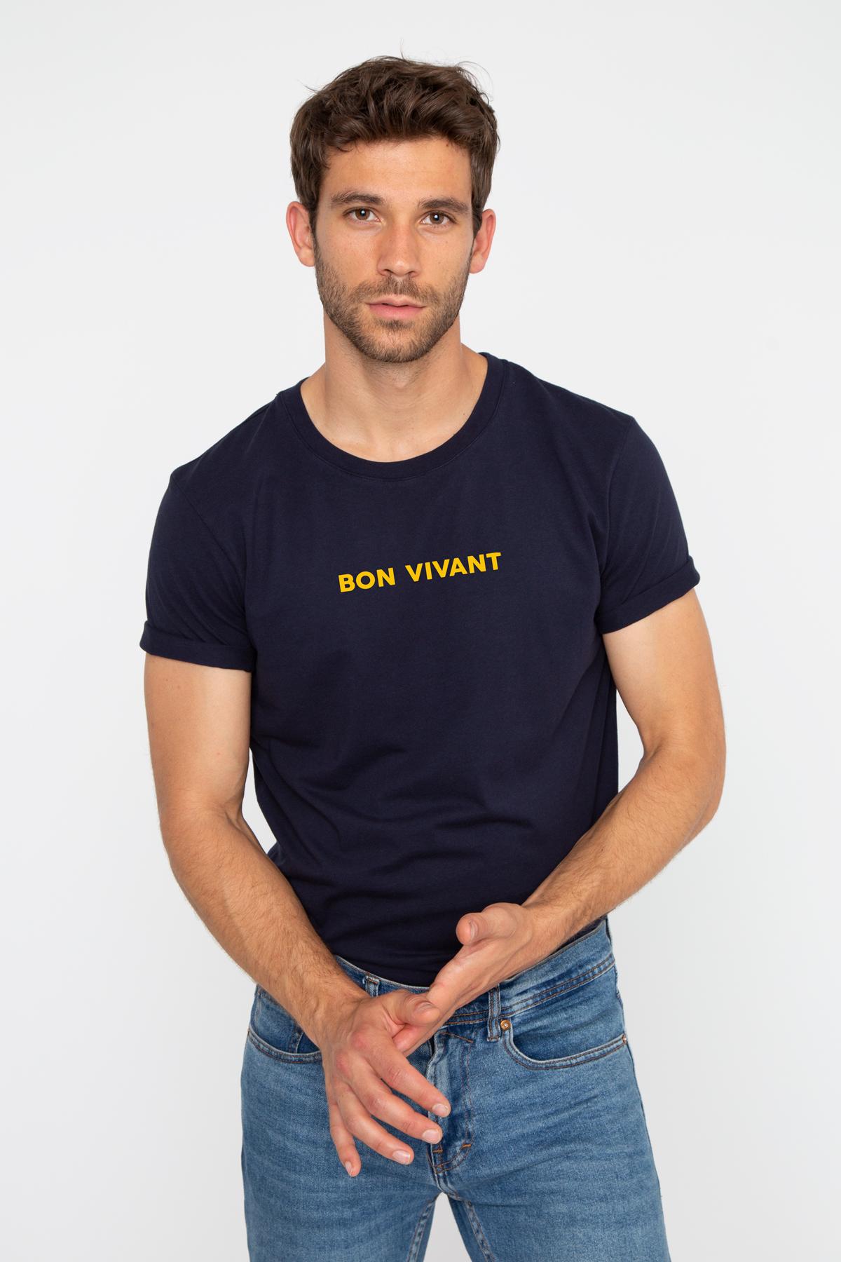 Tshirt BON VIVANT