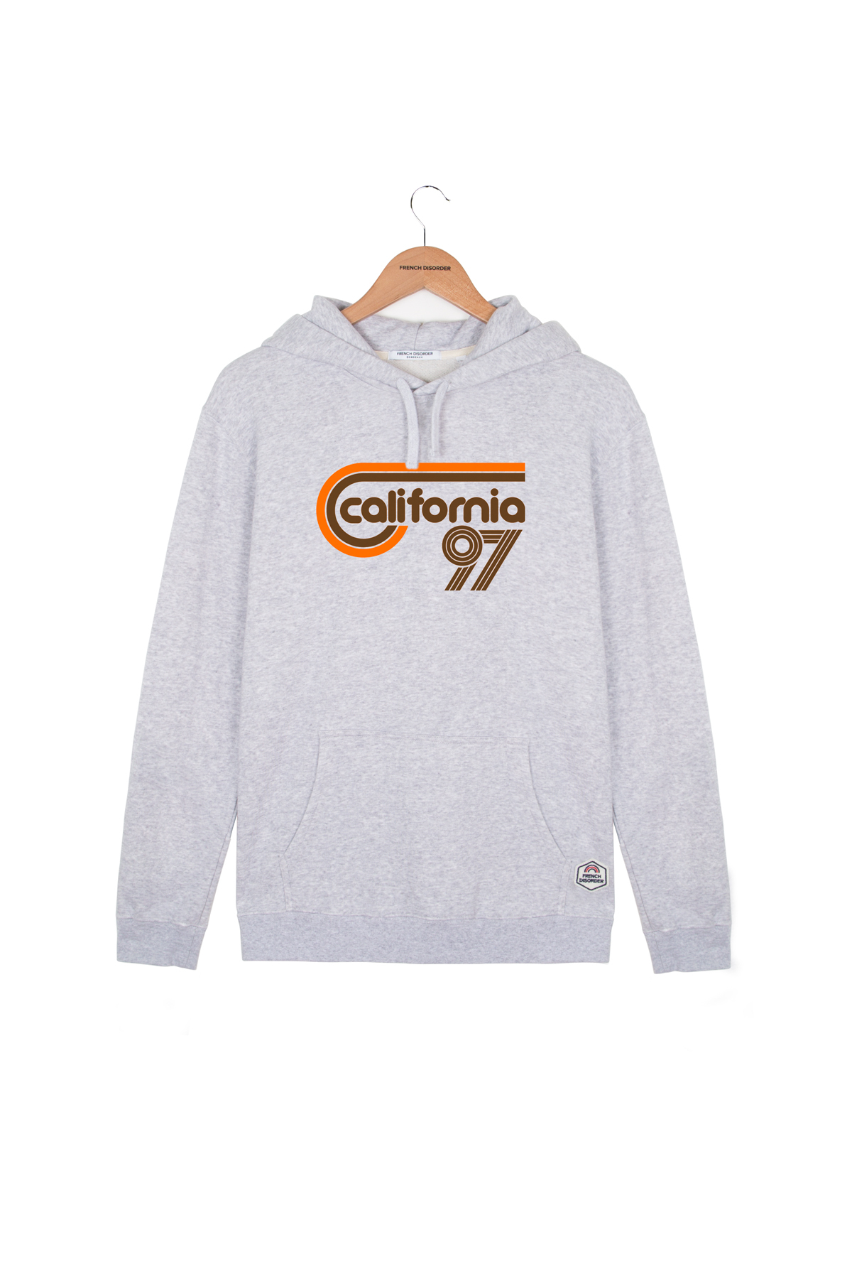 Hoodie CALIFORNIA French Disorder