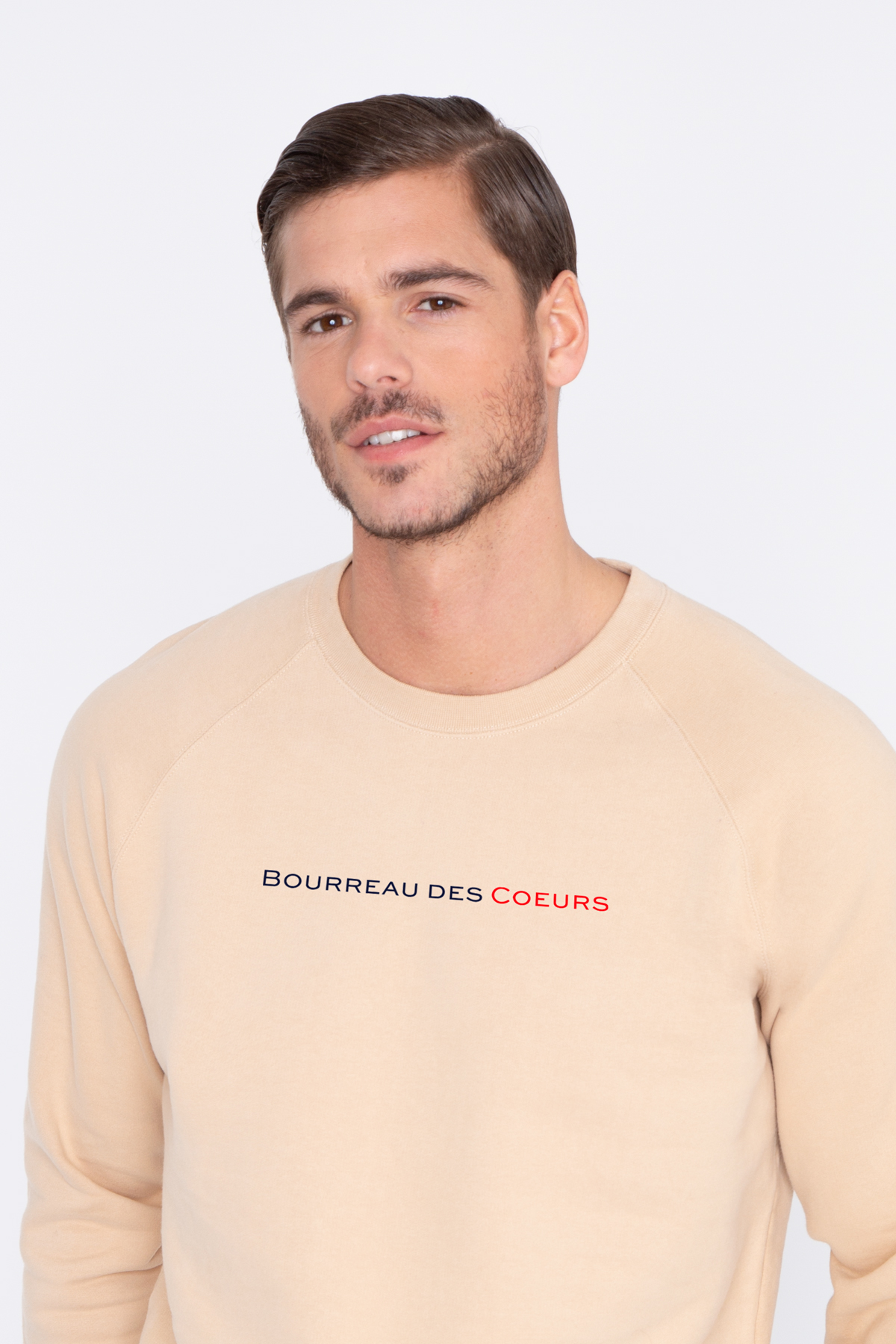 Sweat BOURREAU DES CŒURS