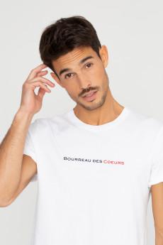 Tshirt BOURREAU DES CŒURS