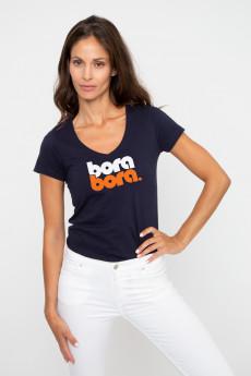 Tshirt col V BORA BORA
