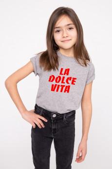 Tshirt LA DOLCE VITA French Disorder