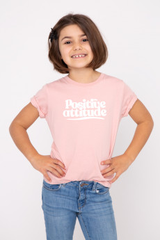 Tshirt POSITIVE ATTITUDE French Disorder